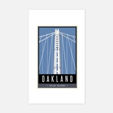 Oakland Decal