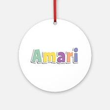 Amari Spring14 Round Ornament