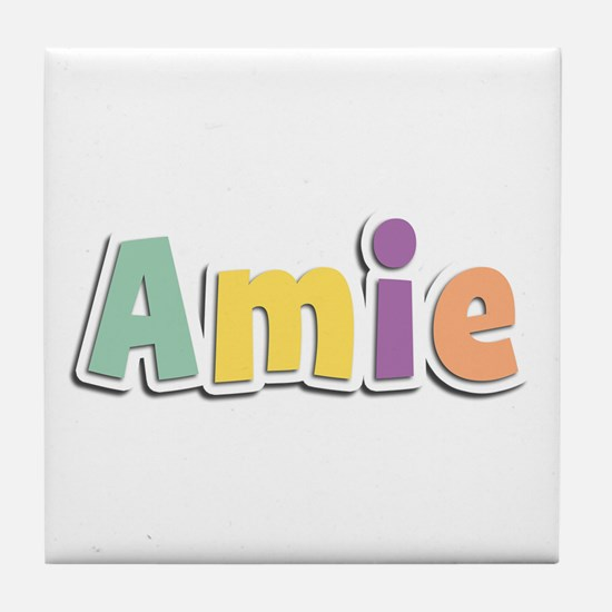 Amie Spring14 Tile Coaster