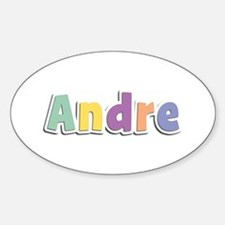 Andre Spring14 Oval Decal