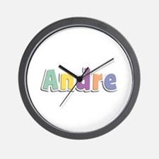 Andre Spring14 Wall Clock