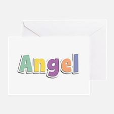 Angel Spring14 Greeting Card