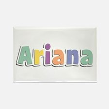Ariana Spring14 Rectangle Magnet