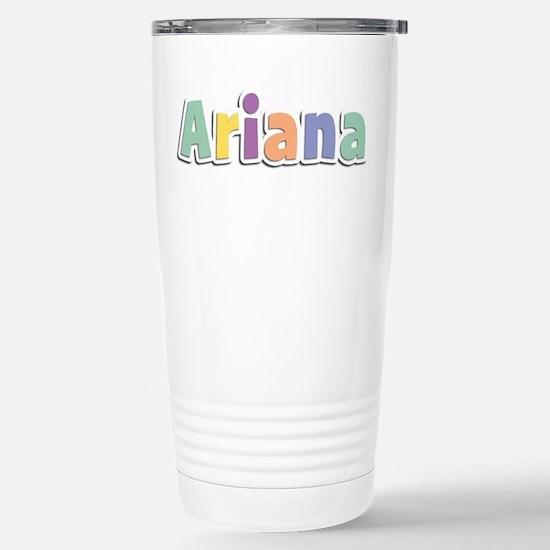 Ariana Spring14 Stainless Steel Travel Mug