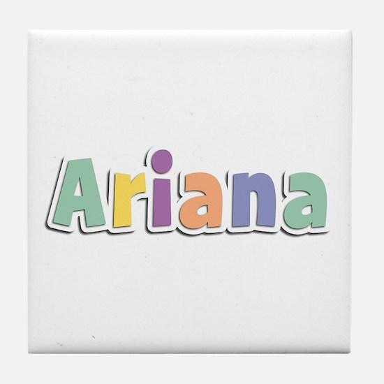 Ariana Spring14 Tile Coaster