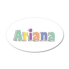 Ariana Spring14 Wall Decal