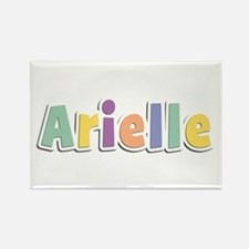 Arielle Spring14 Rectangle Magnet