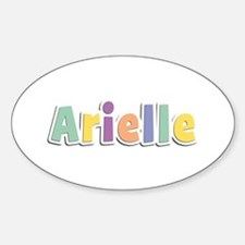 Arielle Spring14 Oval Decal