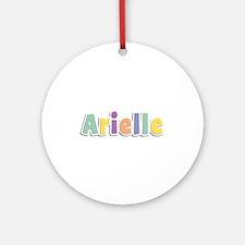Arielle Spring14 Round Ornament