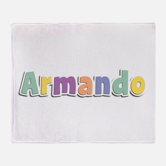 Armando Spring14 Throw Blanket