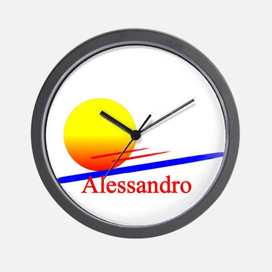 Alessandro Wall Clock