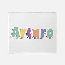 Arturo Spring14 Throw Blanket