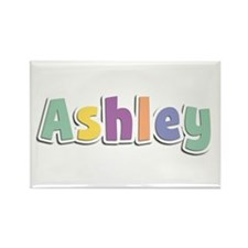 Ashley Spring14 Rectangle Magnet