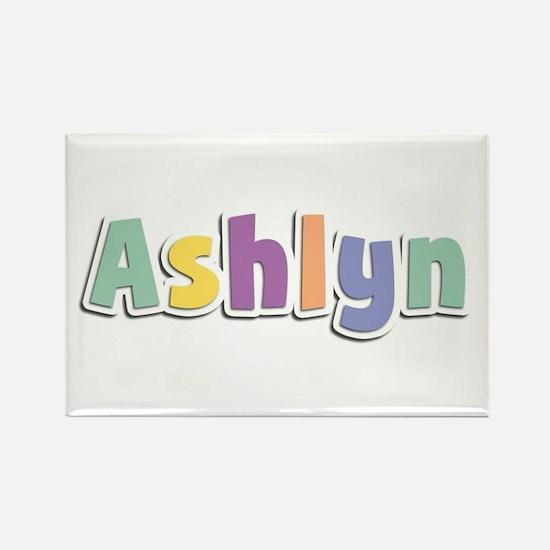Ashlyn Spring14 Rectangle Magnet