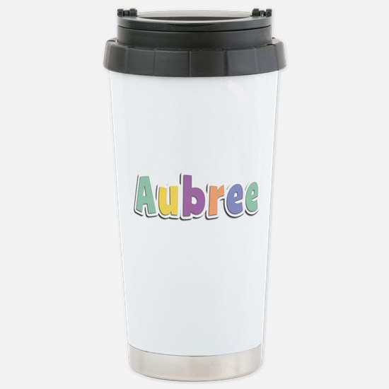 Aubree Spring14 Stainless Steel Travel Mug