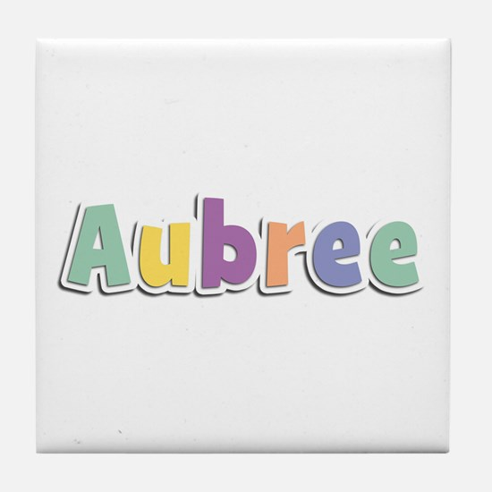 Aubree Spring14 Tile Coaster