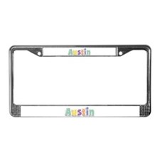 Austin Spring14 License Plate Frame