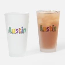 Austin Spring14 Drinking Glass