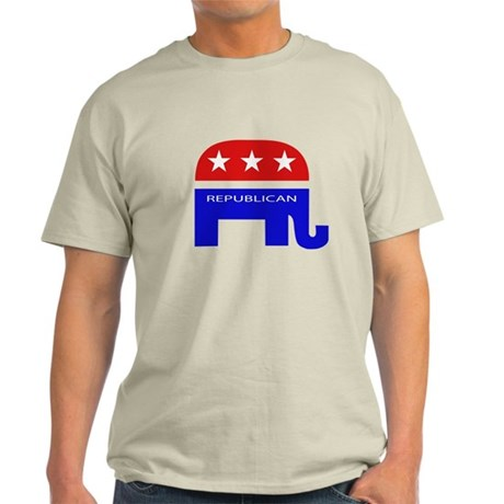 GOP Elephant Light T-Shirt