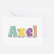 Axel Spring14 Greeting Card