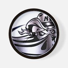 New Bandit Logo Wall Clock