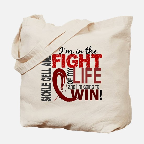 Sickle Cell Anemia FightOfMyLife1 Tote Bag