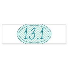 Cute 13.1 Bumper Sticker
