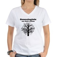 Genealogists use their cens Shirt
