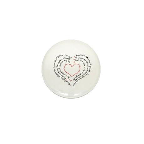 Breastfeeding: The Greatest Gift Mini Button (100