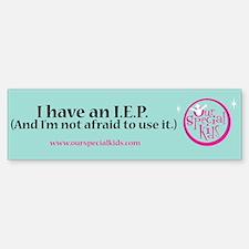 IEP Bumper Bumper Bumper Sticker