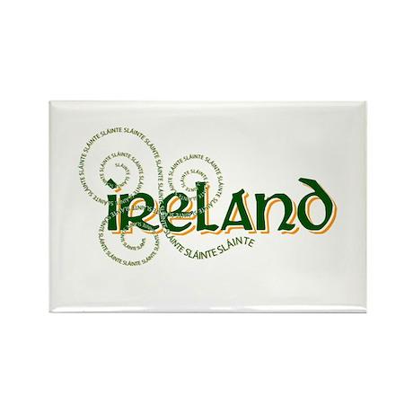 Ireland - Slaite -Centered Magnets