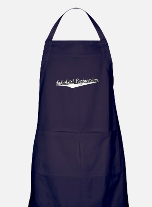 Industrial Engineering, Retro, Apron (dark)