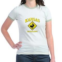 Kansas Jackalope Crossing T