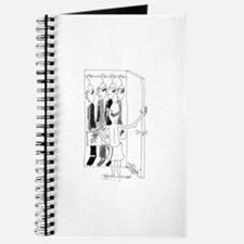 Fashion Cartoon 0017 Journal