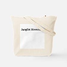 Diry Bass Music/Junglist Movement Tote Bag