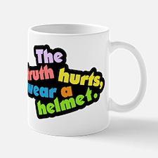 Wear a Helm Mugs