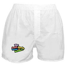 Wear a Helm Boxer Shorts
