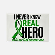 Cerebral Palsy Real Hero 2 Rectangle Magnet