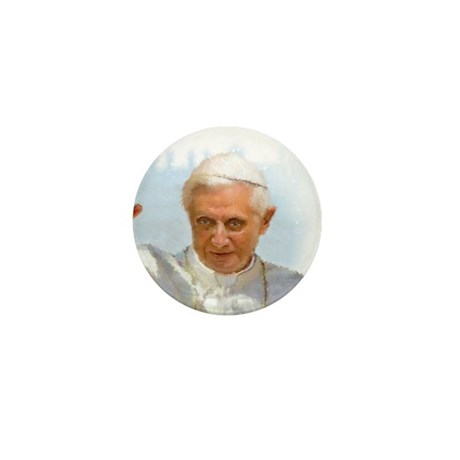 Pope Benedict Mini Button (100 pack)