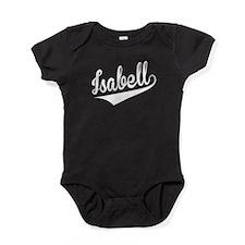 Isabell, Retro, Baby Bodysuit