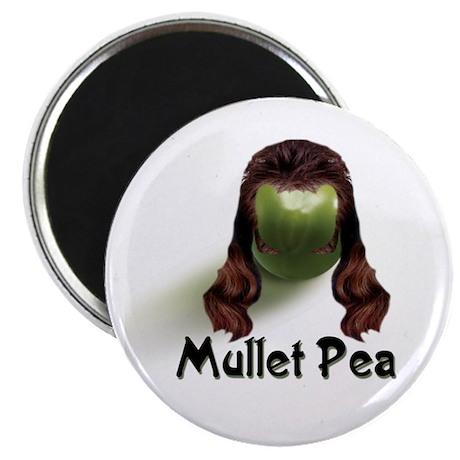 Mullet Pea Magnet