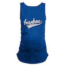 Ivanhoe, Retro, Maternity Tank Top