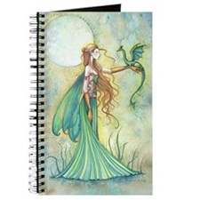 Discipline Fairy and Dragon Fantasy Art Journal