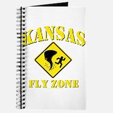 Kansas - Fly Zone! Journal