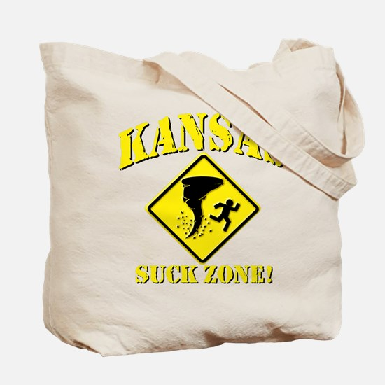 Kansas - Fly Zone! Tote Bag