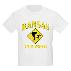 Kansas - Fly Zone! T-Shirt
