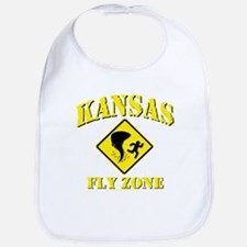 Kansas - Fly Zone! Bib