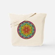 Chakra6 Tote Bag