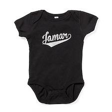 Jamar, Retro, Baby Bodysuit