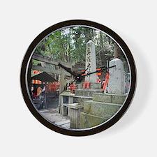 Fushimi Inari-taisha Wall Clock